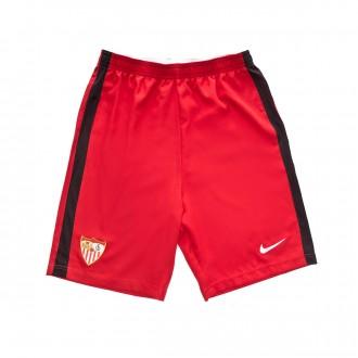 Short  Nike Sevilla FC Segunda Equipación 2018-2019 Niño Red