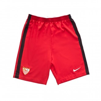 Shorts Nike Kids Sevilla FC 2018-2019 Away Red