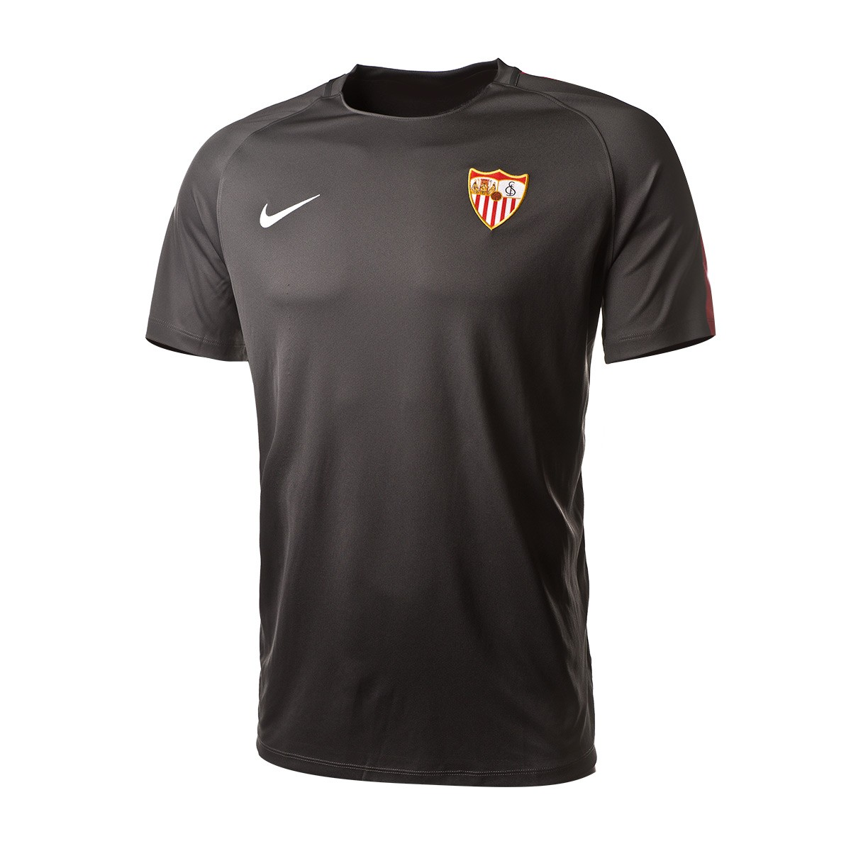 b0642d1659c5f Jersey Nike Sevilla FC Training 2018-2019 Grey - Tienda de fútbol Fútbol  Emotion