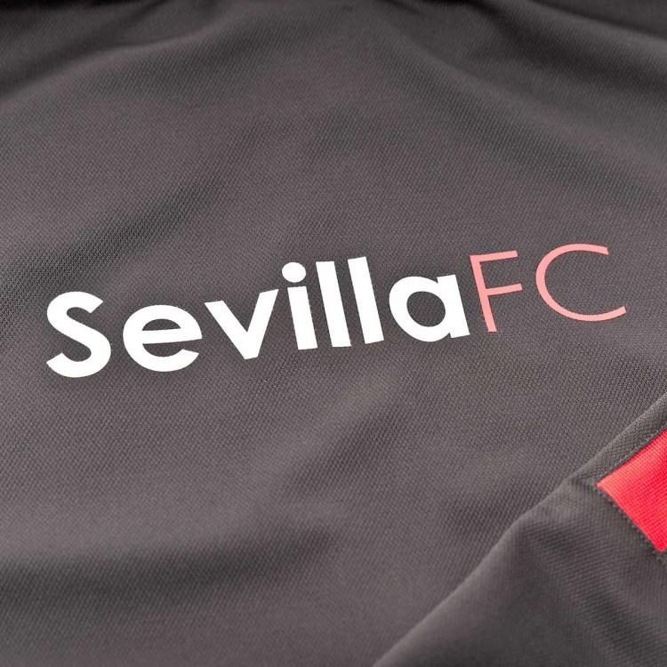 Chándal Nike Sevilla FC 2018-2019 Niño Grey - Soloporteros es ahora ... 7bcf380b04e03