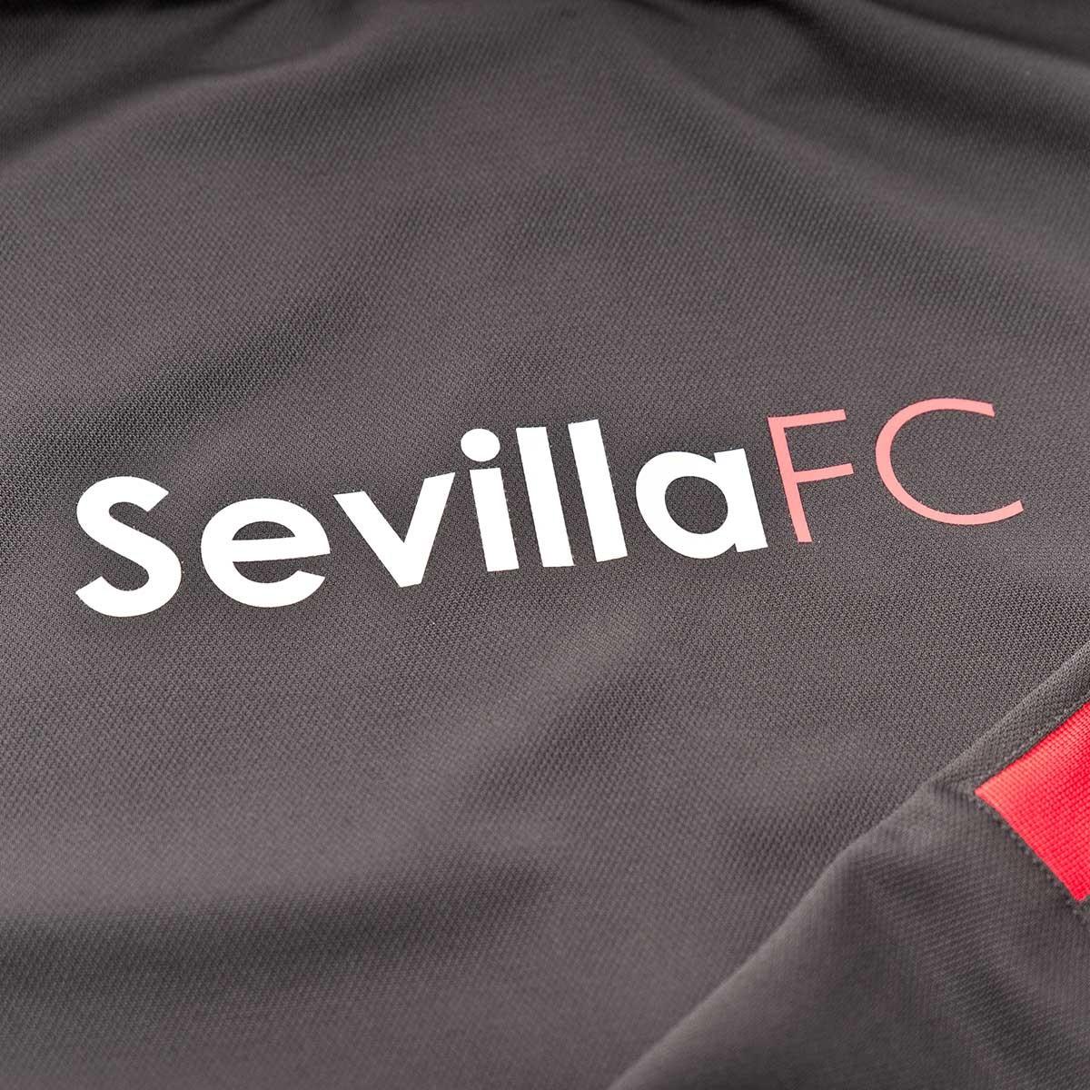 c51babb4 Chándal Nike Sevilla FC 2018-2019 Niño Grey - Tienda de fútbol Fútbol  Emotion