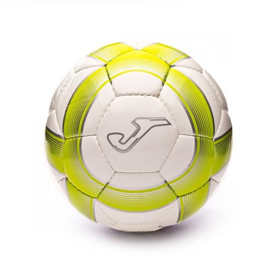 Balón Joma Egeo Sala 58 Blanco-Verde - Soloporteros es ahora Fútbol Emotion c6ad079f03e3e