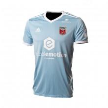 Camiseta Fútbol Emotion Zaragoza Portero 2ª Equipación 18/19 Azul celeste-Blanco
