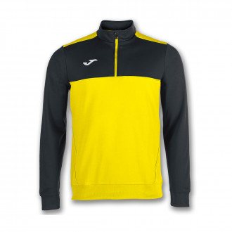 Sweatshirt  Joma Winner Yellow-Black