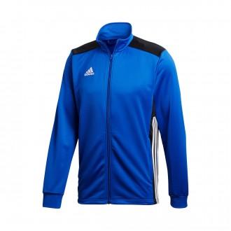 Casaco  adidas Regista 18 Polyester Bold blue-Black