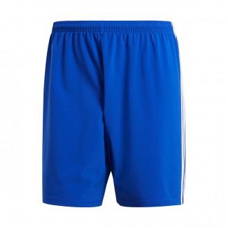 Pantalón corto  adidas Condivo 18 Bold blue-White