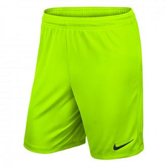 Shorts  Nike Dry Football Volt-Black