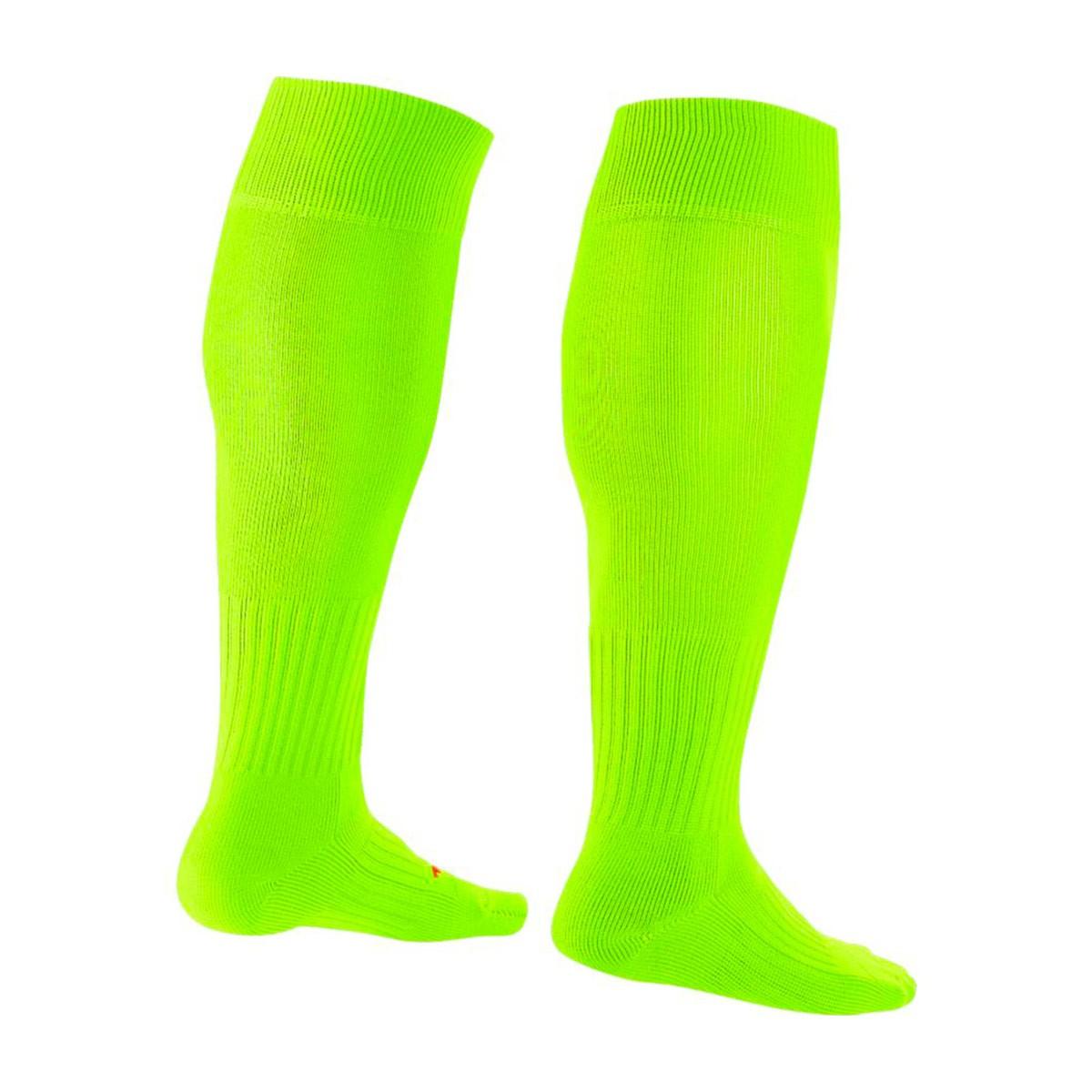 9b7527f7e Football Socks Nike Classic II Over-the-Calf Volt-Black - Tienda de fútbol  Fútbol Emotion