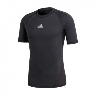 Camiseta  adidas Alphaskin m/c Black