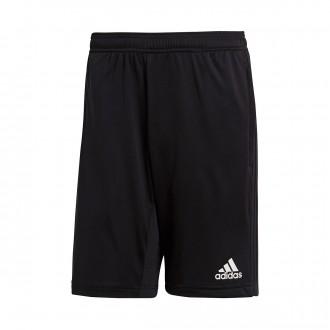 Pantalón corto  adidas Condivo 18 Training Black-White