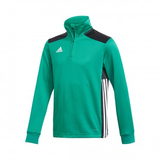 Sudadera  adidas Regista 18 Training Blod green-Black