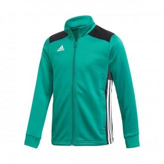 Jacket  adidas Regista 18 Niño Bold green-Black
