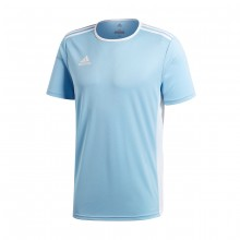 Jersey Entrada 18 m/c Clear Blue-White