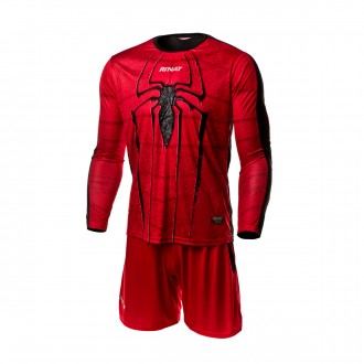 Conjunto  Rinat Poison Red-Black