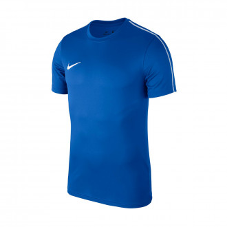 Maillot  Nike Park 18 Training m/c Niño Royal Blue-White
