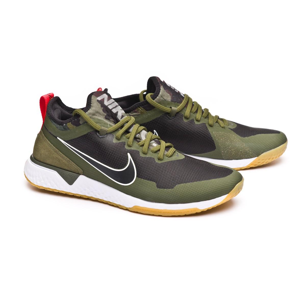 0084b30b7ab5d Trainers Nike Nike F.C. x Neymar Jr Black-Legion green-Cargo khaki ...