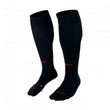 Football Socks Nike Classic II Over the Calf Black-University red ... b3a176a44
