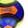 Balón de Playa Softee Blanco-Azul-Amarillo