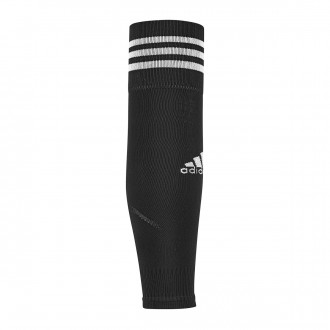 Football Socks adidas Team Sleeve 18 Black-White