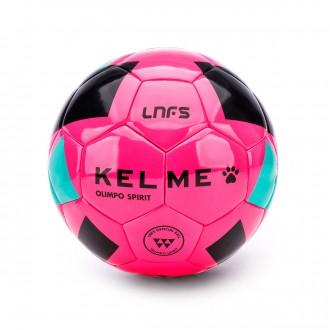 Ball  Kelme Olimpo Spirit Oficial LNFS 2018-2019 Rosa flúor