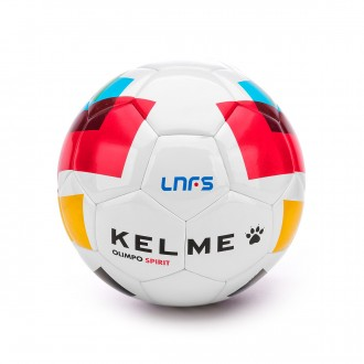 Ball  Kelme Olimpo Spirit Replica LNFS 2018-2019 White