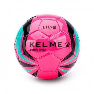 Balón  Kelme Olimpo Spirit Réplica LNFS 2018-2019 Rosa flúor