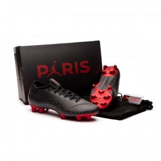 52ad17a7b5b4 Boot Nike Mercurial Vapor XII Elite SE Jordan x PSG FG Black