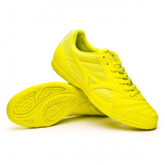 Sapatilha de Futsal  Mizuno Sala Club 2 IN Flash-Yellow