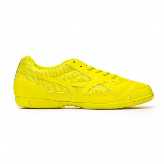 Scarpe Mizuno Sala Club 2 IN Flash-Yellow