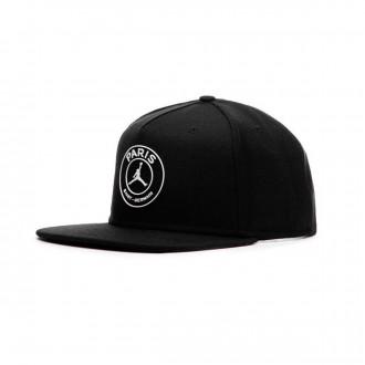 Gorra  Nike Jordan x PSG Pro Black
