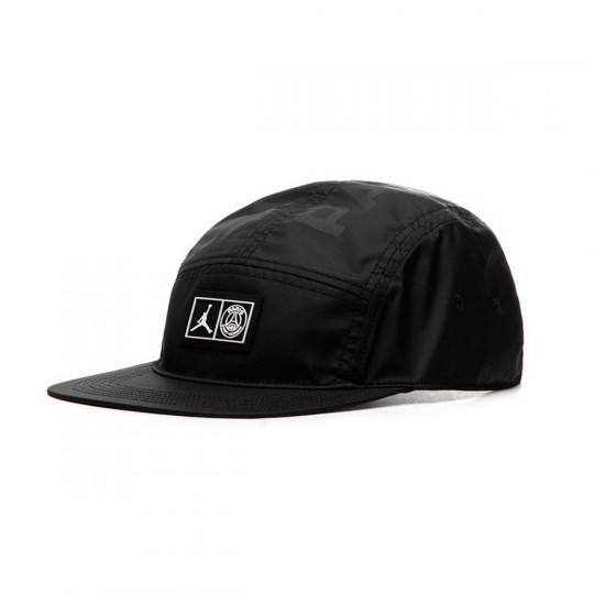 Cap Nike Jordan x PSG AW Black - Football store Fútbol Emotion 1685b0121cb5