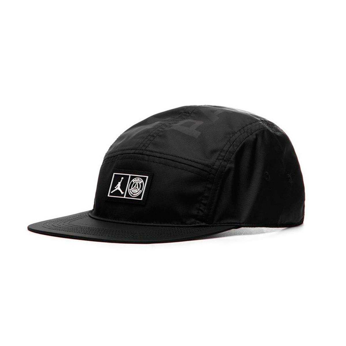 3182fe26398 Cap Nike Jordan x PSG AW Black - Tienda de fútbol Fútbol Emotion