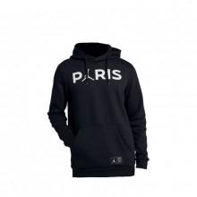 a750c90f13b877 Sweatshirt Nike Jordan x PSG JumpMan Black-White - Football store ...