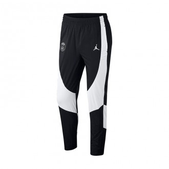 Tracksuit bottoms  Nike Jordan x PSG AJ1 Black-White