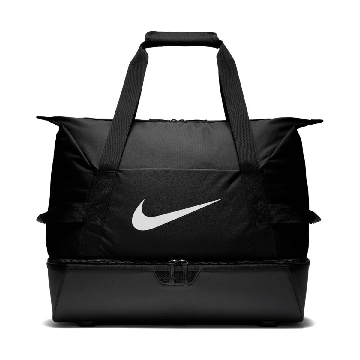 3f4f28e2d Bag Nike Academy Team Black-White - Tienda de fútbol Fútbol Emotion