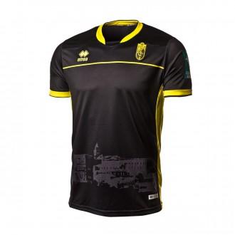 Camiseta  Errea Granada CF Segunda Equipación 2018-2019 Negro