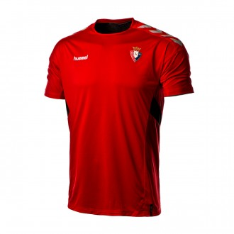 Camisola  Hummel CA Osasuna Training 2018-2019 Niño True red