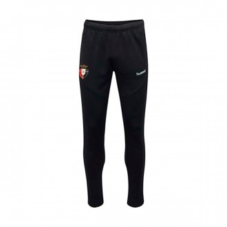 Tracksuit bottoms  Hummel Kids CA Osasuna 2018-2019  Black
