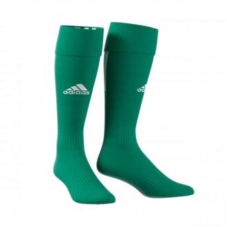 Medias  adidas Santos 18 Bold green-White