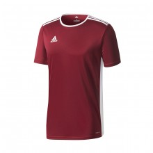 Jersey Entrada 18 m/c Maroon-White