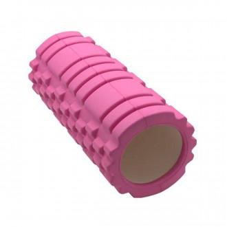 Jim Sports 17.7in Massage Roll Pink