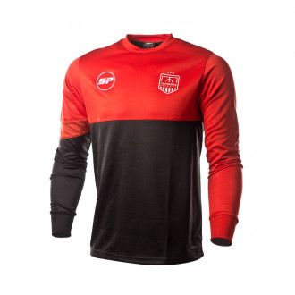 Sweat SP Fútbol FE Academy Noir-Rouge