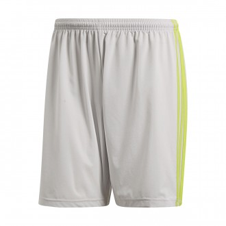 Shorts  adidas Condivo 18 Grey one-Solar yellow