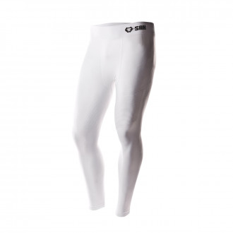 Malla  SAK Larga Compression Tights White
