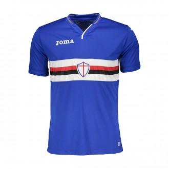 Camisola  Joma UC Sampdoria Primeiro Equipamento 2018-2019 Royal