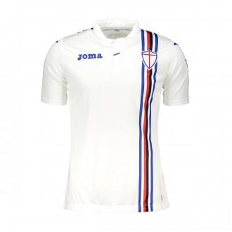 Jersey  Joma UC Sampdoria Segunda Equipación 2018-2019 White