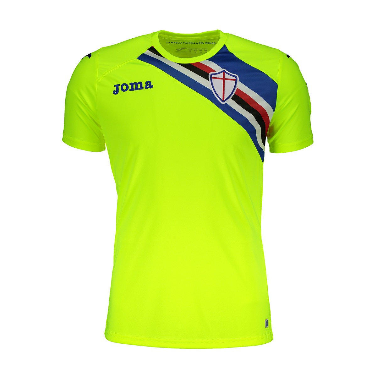 Allenamento calcio Sampdoria merchandising