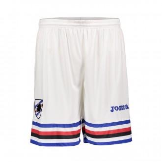 Shorts  Joma UC Sampdoria Primera Equipación 2018-2019 White