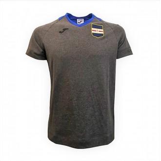 Camiseta  Joma UC Sampdoria Paseo 2018-2019 Gris