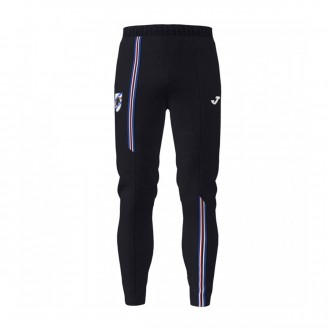 Tracksuit bottoms  Joma UC Sampdoria Paseo 2018-2019 Black